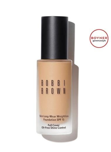 Bobbi Brown Skin Long Weightles Spf15 Neutral Sand Fondöten Renksiz